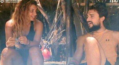 Survivor: Η Μαριαλένα στέλνει μήνυμα στον Γιώργο Λιβάνη – «Δεν υπάρχει τίποτα ερωτικό με τον Σάκη»