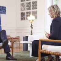 Μητσοτάκης στο France 24: Oι ελληνοτουρκικές διαφορές πρέπει να επιλύονται με ειρηνικό τρόπο
