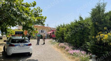Μονοκινητήριο αεροσκάφος έπεσε στο χωριό Χαριά στην Ηλεία – Δυο νεκροί