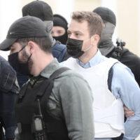 Γλυκά Νερά: Ξεκίνησε η απολογία του Αναγνωστόπουλου - «Να σαπίσεις στη φυλακή δολοφόνε», του φώναζαν