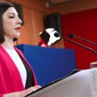 Πελώνη: Μητσοτάκης - Ερντογάν συμφώνησαν ότι η ένταση του 2020 δεν πρέπει να επαναληφθεί το 2021